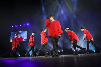 """K-Pop Superstars BTS Debut """"The Secret Show"""" Exclusively on LiveXLive"""