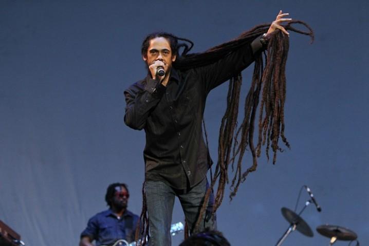 Damian Marley - Reggae Concert Upcoming